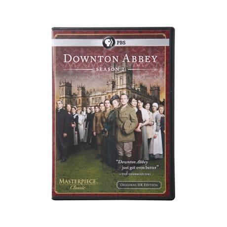 Downton Abbey: Season 2 Blu-ray