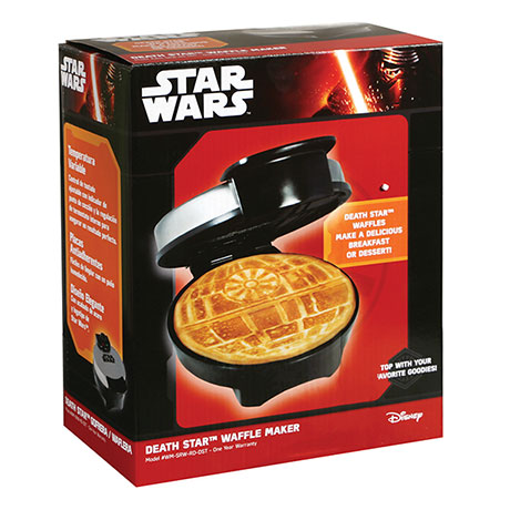 Star Wars™ Death Star Waffle Maker
