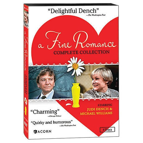 A Fine Romance: Complete Collection DVD