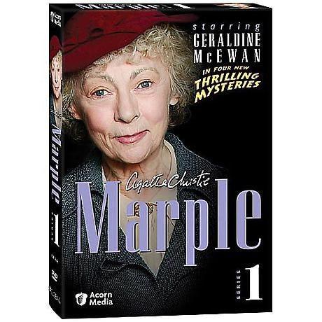 Agatha Christie's Marple: Series 1 DVD