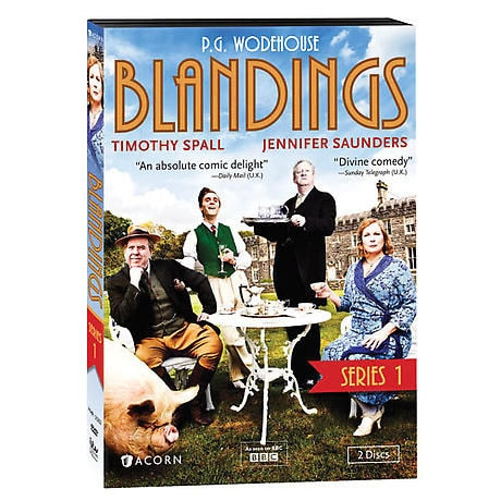 Blandings: Series 1 DVD