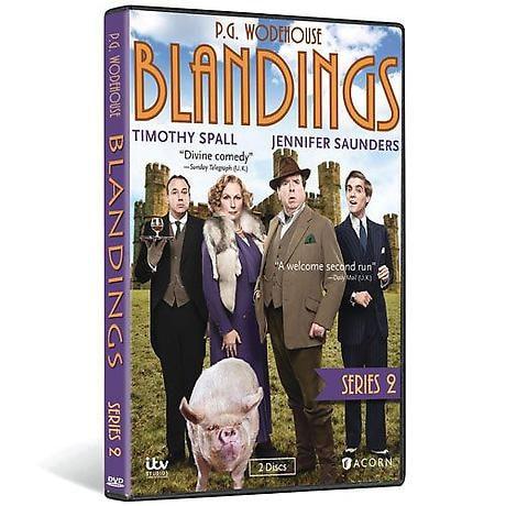 Blandings: Series 2 DVD