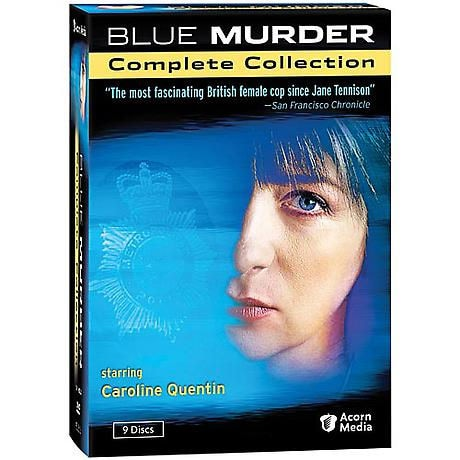 Blue Murder: Complete Collection