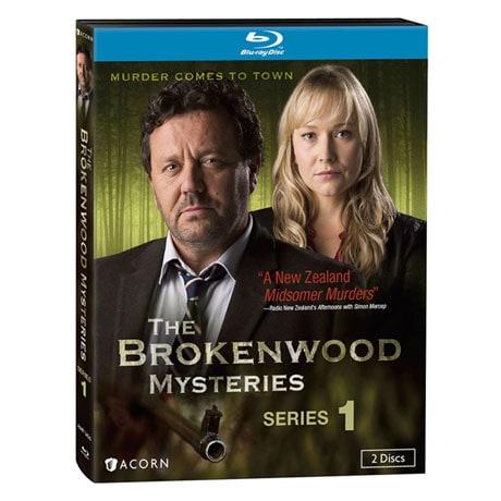 Brokenwood Mysteries: Series 1 Blu-ray
