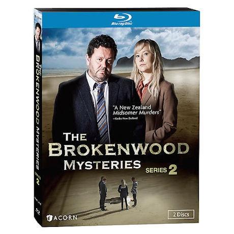 Brokenwood Mysteries: Series 2 DVD & Blu-ray