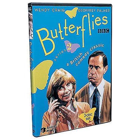 Butterflies: Series 2 DVD