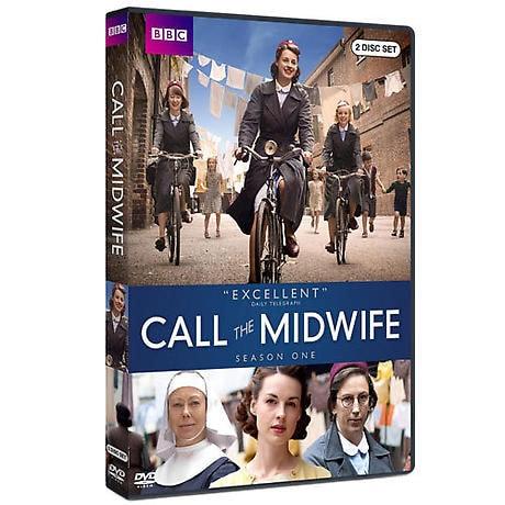 Call The Midwife: Season One DVD