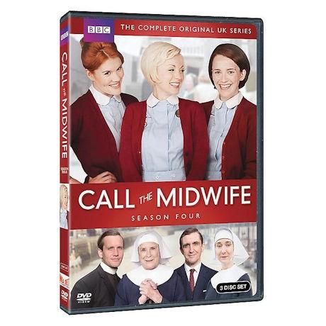 Call the Midwife: Season 4 DVD & Blu-ray