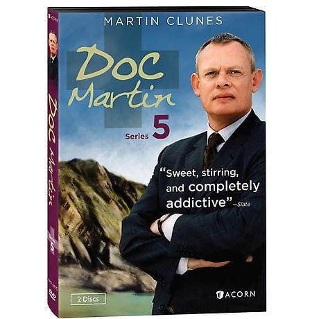 Doc Martin: Series 5 DVD