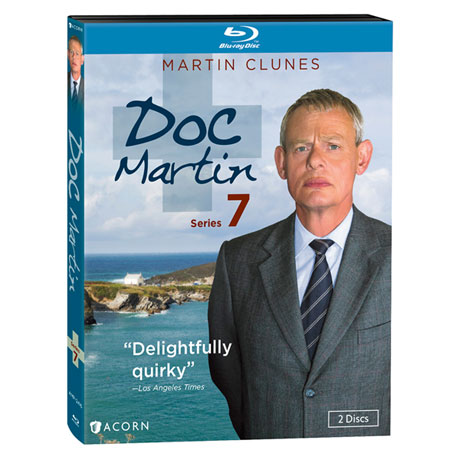 Doc Martin: Series 7 Blu-ray