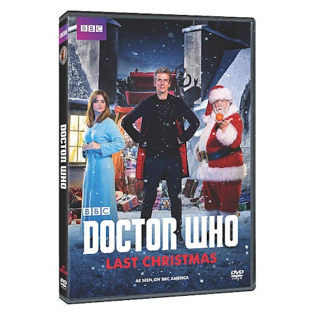 Doctor Who: Last Christmas DVD