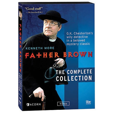 Father Brown: Complete Collection