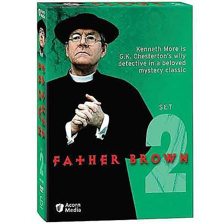 Father Brown: Set 2 DVD