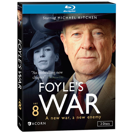 Foyle's War: Set 8 Blu-ray