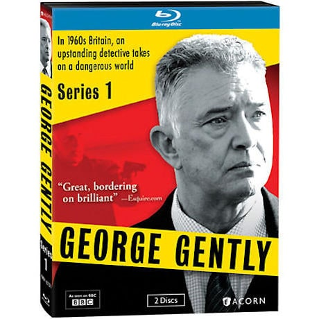 George Gently: Series 1 DVD & Blu-ray