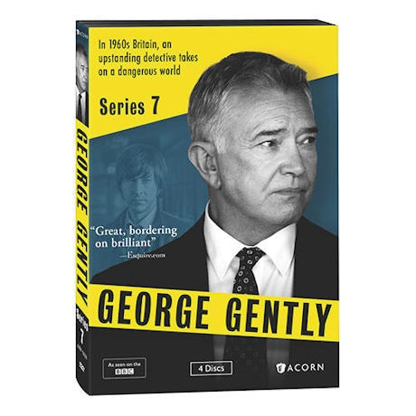 George Gently: Series 7 DVD & Blu-ray