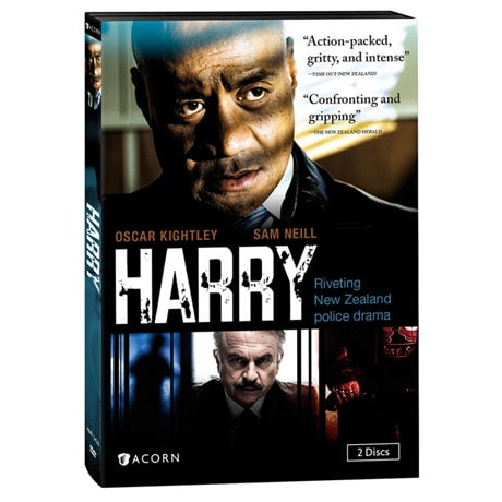 Harry: Series 1 DVD & Blu-ray