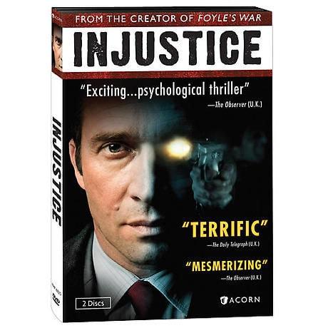 Injustice DVD