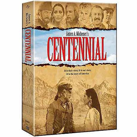 James A. Michener's Centennial: The Complete Series DVD