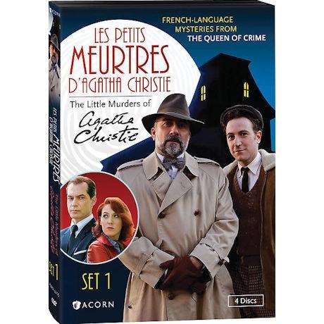 Les Petits Meurtres D'Agatha Christie: Set 1