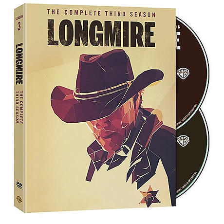 Longmire: Third Season DVD