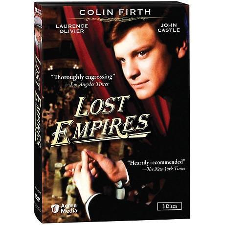 Lost Empires DVD