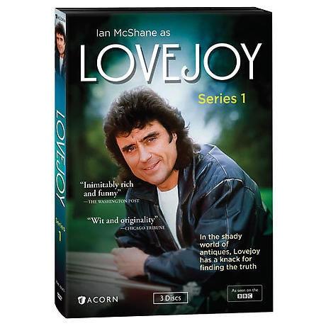 Lovejoy: Series 1 DVD
