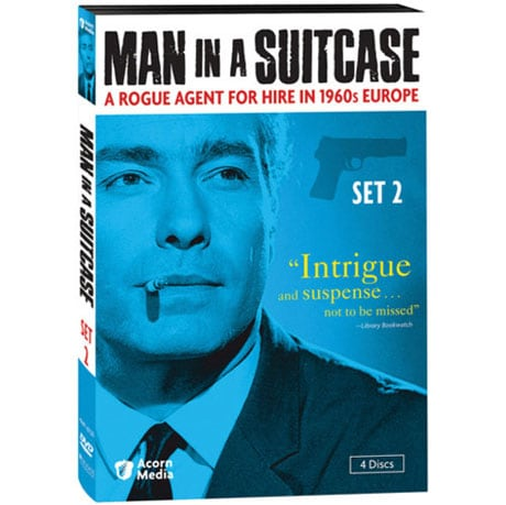 Man in a Suitcase: Set 2 DVD