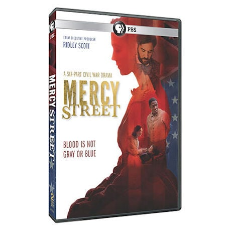 Mercy Street  DVD & Blu-ray