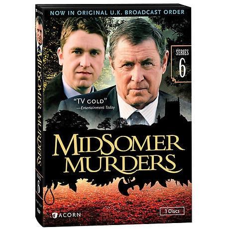 Midsomer Murders: Series 6 DVD