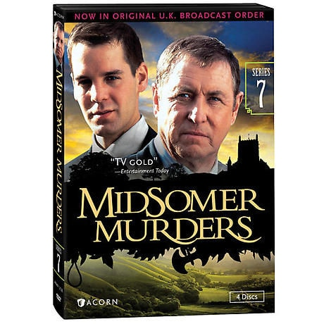 Midsomer Murders: Series 7 DVD