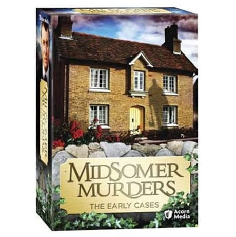 Midsomer Murders: The Early Cases Collection DVD