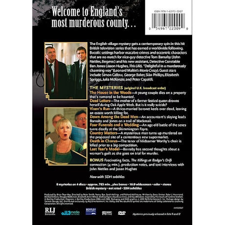 Midsomer Murders: Series 9 DVD