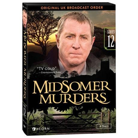Midsomer Murders: Series 12 DVD