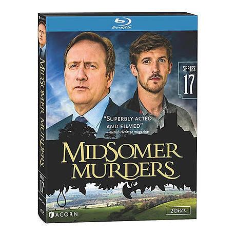 Midsomer Murders: Series 17 DVD & Blu-ray