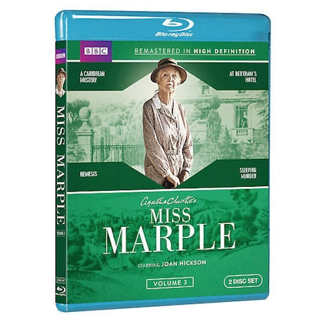 Miss Marple: Volume 3  DVD & Blu-ray