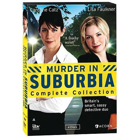 Murder in Suburbia: Complete Collection