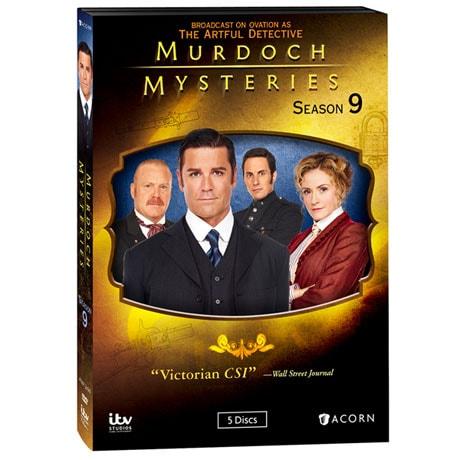 Murdoch Mysteries: Season 9