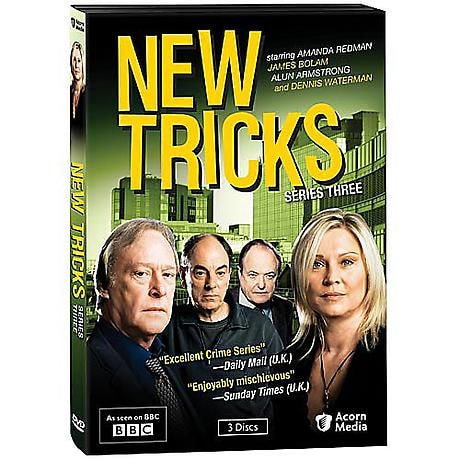 New Tricks: Season 3 DVD