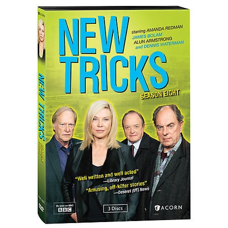 New Tricks: Season 8 DVD