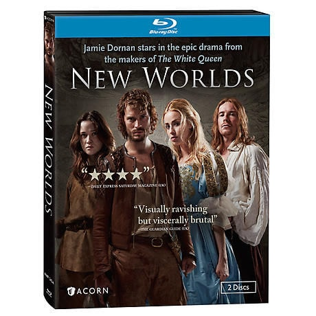New Worlds DVD & Blu-ray