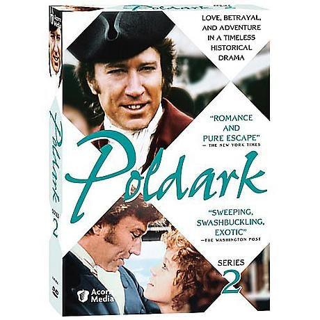 Poldark: Series 2 DVD