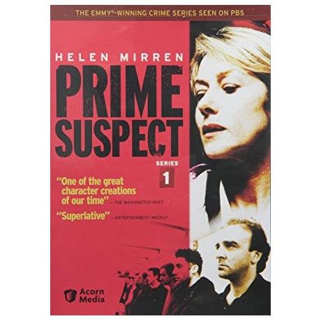 Prime Suspect Series 1 DVD