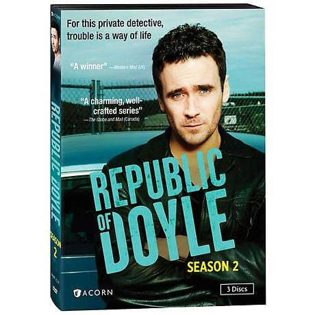 Republic of Doyle: Season 2 DVD