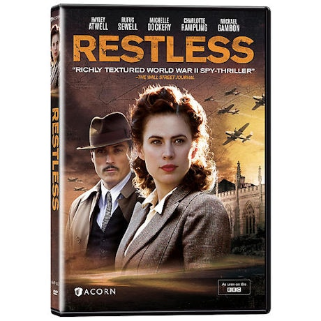 Restless DVD