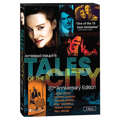 Tales of the City: 20th Anniversary Collection