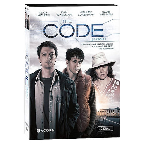 The Code: Series 1 DVD