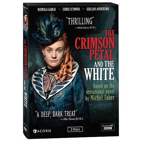 The Crimson Petal and The White DVD