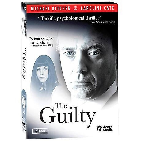 The Guilty DVD