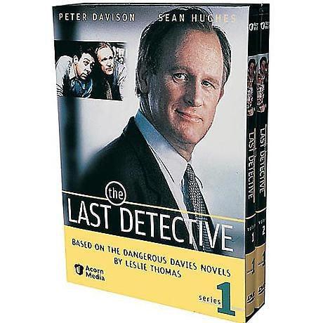 The Last Detective: Series 1 DVD